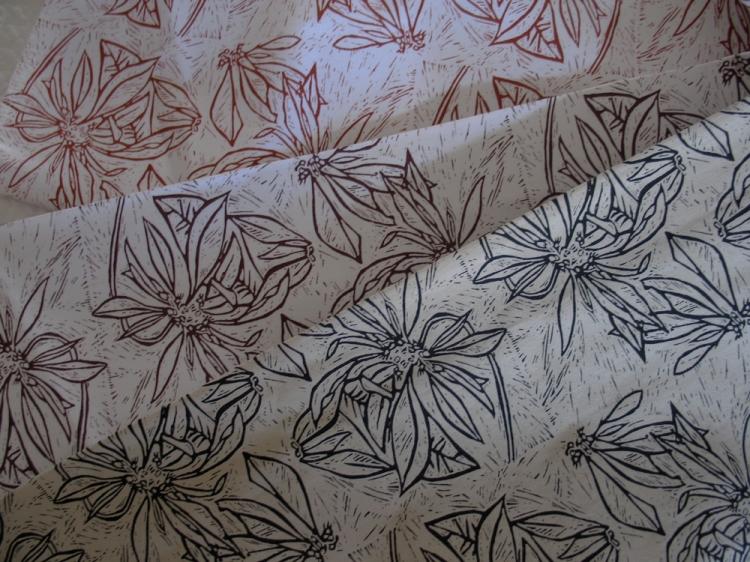 Poinsettia-samples